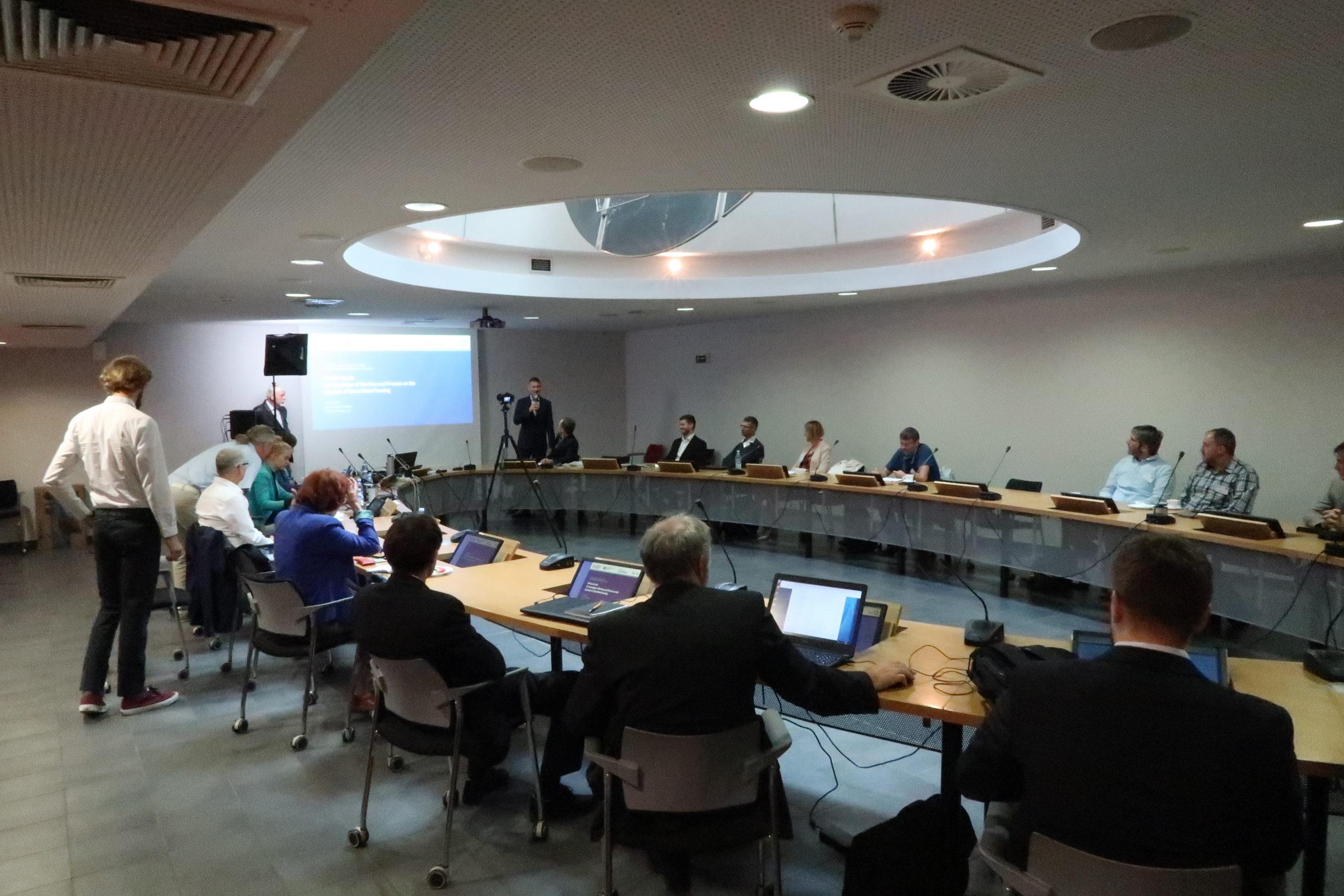 Fotogalerie: konference zpracování plechu